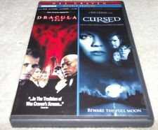 Dracula 2000 / Cursed 2-Pack DVD *HORROR *HALLOWEEN