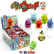 Yokai Watch Eraser Pencil Top Cap Eraser Goody Bag Gift Favor : 1PC (Random)