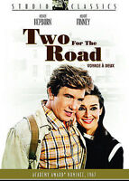 Two for the Road-Fox DVD-Region 1-Audrey Hepburn-Albert Finney