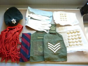 Assorted Canadian, Governor General Foot Guards Beret +++++