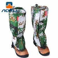 Anti Bite Snake Guard Leg Protection Snow Proof Hiking Gaiters Outdoor Camping