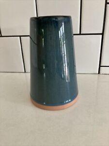 Target Threshold Blue Vase Modern Boho Farmhouse