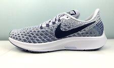 Women Size 7.5 Nike Air Zoom Pegasus 35 Running Shoes Grey Blue 942855-005