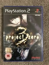 PlayStation 2: Project Zero 3: The Tormented (Superb Sealed Condition) UK PAL