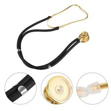 Professional Cardiology Stethoscope Zinc Alloy Heart Lung Detection Health Tool