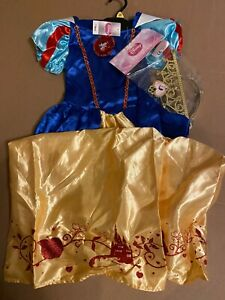 Disney Snow White Costume Age 7-8 years - Brand new with tags