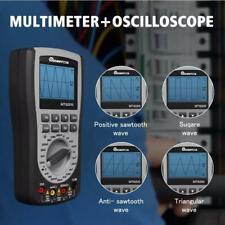 2 In 1 MUSTOOL MT8205 Intelligent Storage Oscilloscope Multimeter AC/DC ! AU
