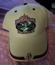Pawtucket Red Sox 2004 AAA All-Star Game  HAT men's size-adjustable Strapback