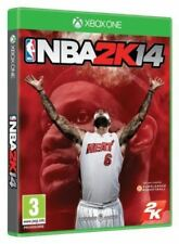 NEUF - jeu NBA 2K14 pour Xbox ONE en francais basket ball 2014 game spiel NEW