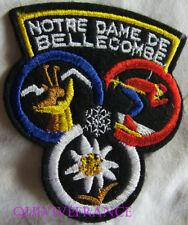 SK1645 - PATCH SKI NOTRE DAME DE BELLECOMBE