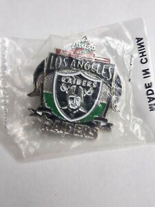 Los Angeles Raiders Lapel Pin