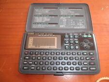 CASIO DIGITAL DIARY SF-4300A  32 KB VINTAGE PILAS NUEVAS PERFECTO FUNCIONAMIENTO
