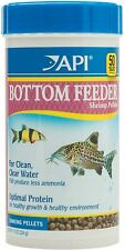 Api Fish Food Pellets Formulated to Help Fish More Readily Use Nutrients