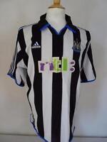 NEWCASTLE UTD  Home Shirt   2000-01   ADIDAS   size XL    369 P