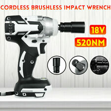 DTW285Z Torque Impact Wrench Brushless Cordless Replacement For Makita Battery