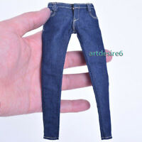 1/6 Female Figure Clothes Women's skinny jeans CF001B for 12''PHicen Body Figure