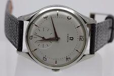OMEGA Edelstahl-Armbanduhren mit arabischen Ziffern