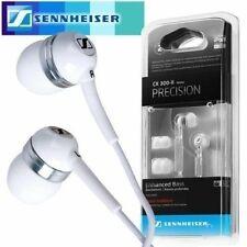 Sennheiser CX300-II Precision Noise Isolating Earbuds Earphones Headphones WHITE