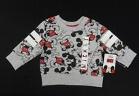 Toddler's Disney Mickey Mouse L/S Sweater