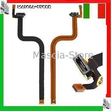 FLAT Flex Micro Usb DOCK Carica RICARICA Nokia LUMIA 920 Connettore Microfono