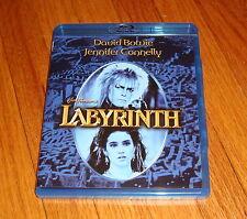 Labyrinth Blu-ray David Bowie Jennifer Connelly
