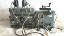 Soviet WWII tank radio 10RT-26