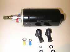 Boosted Solutions 340 LPH Replaces Bosch 044 Electric Inline Fuel Pump