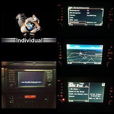 Bmw Navi V32 Update mit Individellem Startlogo, Nightview E46 E39 E85 E38 X5 usw