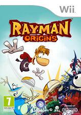 Rayman Origins Wii Nintendo jeu jeux games spelletjes 1556