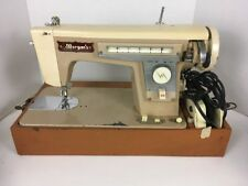 MORGAN'S Model 130 Sewing Machine Tested Working 1950's