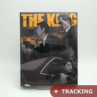 The King - Blu-ray Full Slip Case Limited Edition (Korean, 2019) / Plain Archive