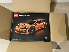 Lego 42056 Technic Porsche 911 GT3 RS Brand New / Sealed / Hard To Find  / Rare