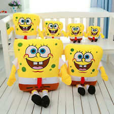 30cm SPONGEBOB SQUAREPANTS Plush Doll Stuffed TV Moive Toys Pillow Gifts