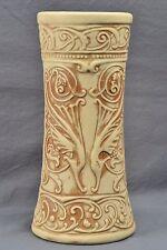 Weller Pottery Vase, 1914 Clinton Ivory Art Nouveau Vase
