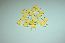 0.01uF 10000pF 10nF 63V Boxed polyester Capacitors Qty.20 NOS High quality parts