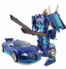 Transformers 4 Action Figure Autobots/Decepticons Drift Model Bugatti Veyron