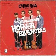 "CHRIS REA-The Fabulous Hofner Blue Notes  10"" Box Set"