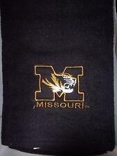 NCAA MISSOURI  TIGERS  3 Piece Bath Towel Set Blue