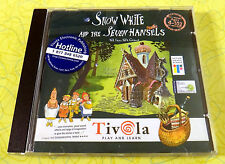Snow White and the Seven Hansels: The Fairy Tale Game ~ PC & Mac Computer CD-Rom