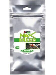 AZOO MAX BREED CRYSTAL RED BEE SHRIMP FOOD 20 GM
