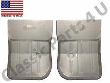 1966 67 68 69 70 BUICK RIVIERA REAR FLOOR PANS    NEW PAIR! FREE SHIPPING!