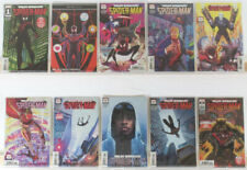 Lot of 10 Comic Books - Miles Morales: Spider-Man