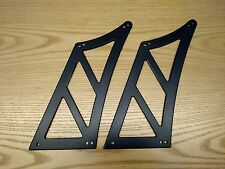 295mm Aerogenics Honda S2000 stands for Voltex GT wings. Made in the USA.
