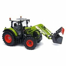 Claas 530 With Front Loader Trattore Tractor 1:32 Model 4299 UNIVERSAL HOBBIES