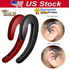 Cell Phones Bone Conduction Headset Bluetooth Earphone Sport Ear-hook Headphone