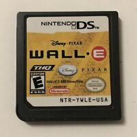 WALL E (DISNEY PIXAR) - NINTENDO DS GAME CARTRIDGE Only