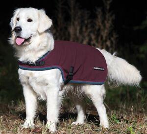 Horseware RAMBO Showerproof FLEECE Dog Rug Wicking Warm Coat  XXS-XXXL