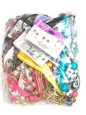 1.9 Lb Large Lot Childrens Jewelry Girls Necklaces Bracelets Earrings Dress Up