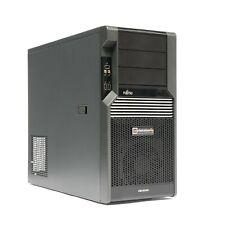 Fujitsu Celsius M470-2 Poder Intel Xeon X5687 24GB ram V7900 240GB SSD 500GB HDD