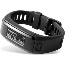 Garmin 010-01955-09 vivosmart HR Activity Tracker in Black - X-Large Fit